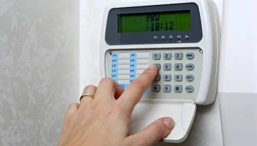 Programator instalacji alarmowej