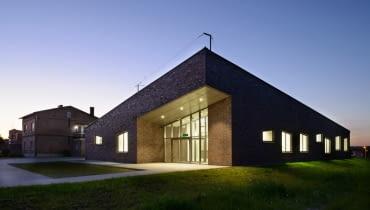 Ośrodek Zdrowia w Przyszowicach, projekt: OVO Grąbczewscy Architekci