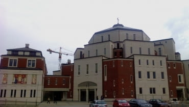 Kościół bł. Jana Pawła II w Krakowie