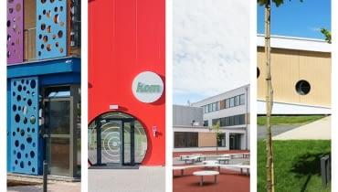 Piękne polskie szkoły i przedszkola