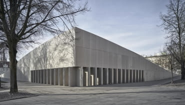 Centrum Dialogu Przełomy w Szczecinie z główną nagrodą World Architectural Festival w Berlinie