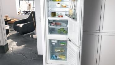 chłodziarko-zamrażarka, chłodziarka, lodówka, agd, wyposażenie kuchni