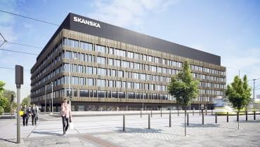 Nowa Fabryczna - nowy biurowiec w NCŁ