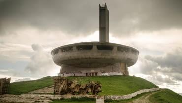 Bułgaria: UFO komunizmu. Buzłudża [CZERWONY URBEX]