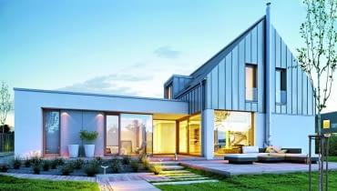 dach, blacha cynkowo-tytanowa, pokrycie dachu