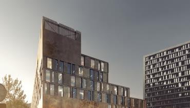 Nowy budynek Uniwersytetu w Utrechcie