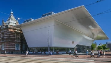 Rozbudowa Stedelijk Museum w Amsterdamie