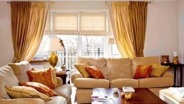 Styl dekoracji okiennej zależy między innymi od sposobu upięcia tkaniny - można ją zmarszczyć, ułożyć w fałdy, plisy lub szczypanki. Używa się do tego specjalnych taśm. Jak to zrobić? Oto praktyczny poradnik.