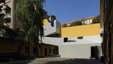 3LHD architects, waf, konkurs, barcelona