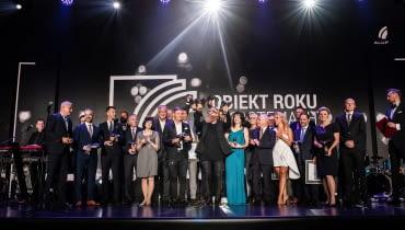 Finaliści gali Obiekt Roku w systemach Aluprof