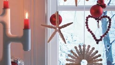 DIY, zrób to sam, gwiazda, święta, boże narodzenie, dekoracje na święta