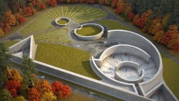Kolumbarium na cmentarzu Miłostowo w Poznaniu