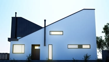 Projekt domu jednorodzinnego w Grębaninie