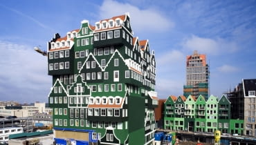 Hotel Inntel, Zandaam