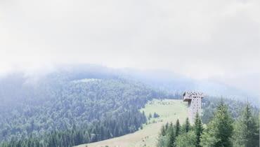 Wieża Motykowa - wizualizacja
