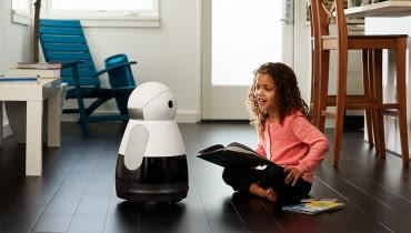 Powstał nowy robot domowy z własną mimiką. Kompan idealny