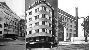Modernizm w Warszawie