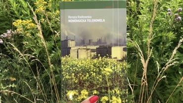 Książka 'Nowohucka telenowela' Renaty Redłowskiej [BRYŁA CZYTA]