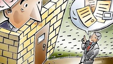 Obmurowanie starego domu wymaga pozwolenia na budowę
