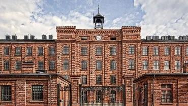 U Scheiblera, lofty w Łodzi, Łódź, architektura