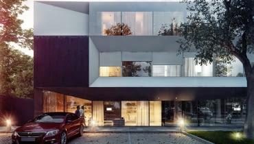 KOOPERATYWA - projekt budynku wielorodzinnego