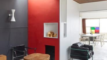 Mieszkanie Le Corbusiera w budynku Immeuble Molitor w Paryżu