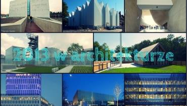 Przegląd architektoniczny 3013 roku