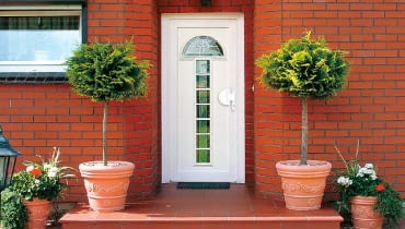drzwi wejściowe, drzwi zewnętrzne