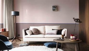 Kolor Roku Dulux 2018 - Różowy a brąz