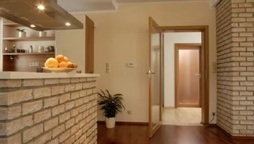 kuchnia, drzwi wewnętrzne