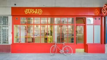 SERWUS. Zapiekanki - Bar