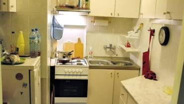 kuchnia, aranżacja kuchni, meble kuchenne