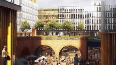 Browary Warszawskie - projekt kompleksu powstał w pracowni JEMS Architekci