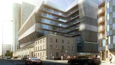 Między zrujnowanymi budynkami dawnych zakładów Norblina mają wyrosnąć futurystyczne biurowce