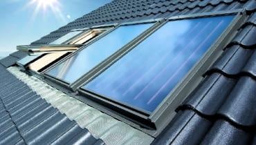 15 tys. rodzin zdecydowało się w 2011 roku na montaz kolektorów słonecznych