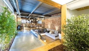 loft, nowoczesny loft, styl industrialny, jak urządzić mieszkanie w stylu loft