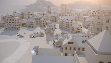 Miasto z papieru według Maćka Janickiego