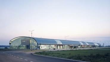 Lotnisko w Modlinie, proj. APAKA