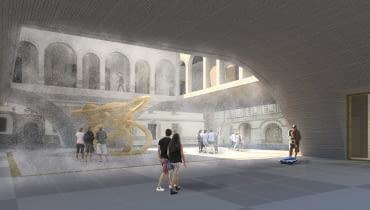 Projekt Muzeum Hebraizmu w Pradze