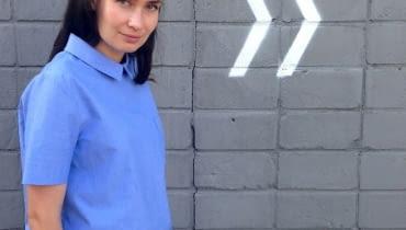 Natalia Paszkowska, współzałożycielka warszawskiej pracowni architektonicznej WWAA