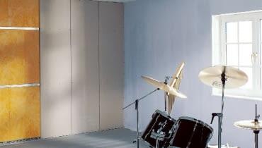 akustyka ścian,wyciszenie ścian,sucha zabudowa,płyty gk