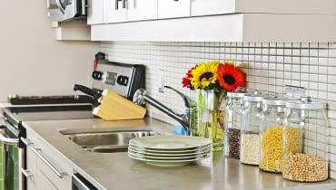 szafki kuchenne, kuchnie Polaków, Ikea