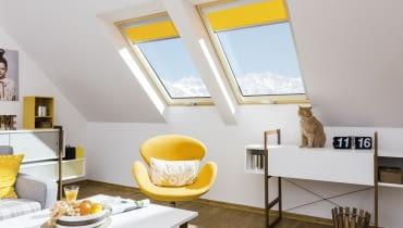 FTT U8 Thermo - energooszczędne okno Fakro