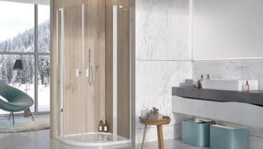 Kabina prysznicowa idealna do małej łazienki. Kilka propozycji [ZDJĘCIA]