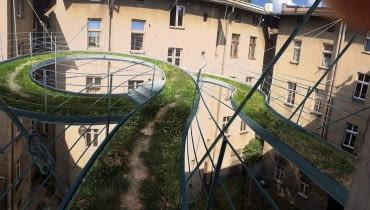 Projekt Balkon Walk-on w Gliwicach