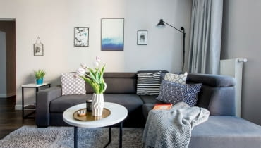 dodatki, wnętrza, salon, mieszkanie,