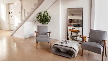 designerskie wnętrza, ciekawe wnętrza, showroom, designerski showroom