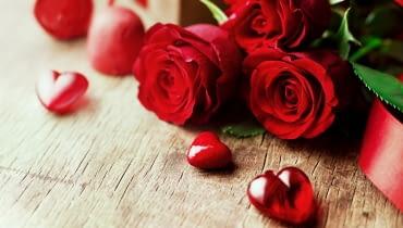 Kwiaty doniczkowe idealne na walentynki
