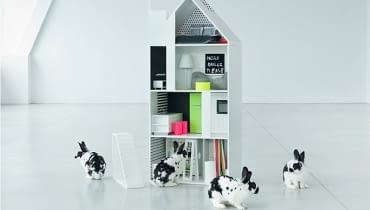 Boomini, domek dla lalek, nowoczesny domek dla lalek, polski projekt, polska firma