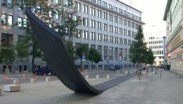 Memoriał Wolnego Słowa przy ul. Mysiej
